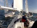 Garant Charter team at Elan Impression Week regatta in Biograd, 3. place